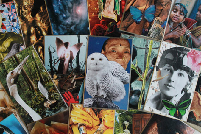 Creativity and Illumination with SoulCollage®